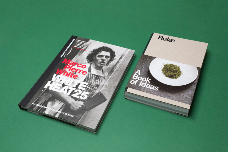 Tipy na kuchárky: White Heat a Relae: A book of ideas