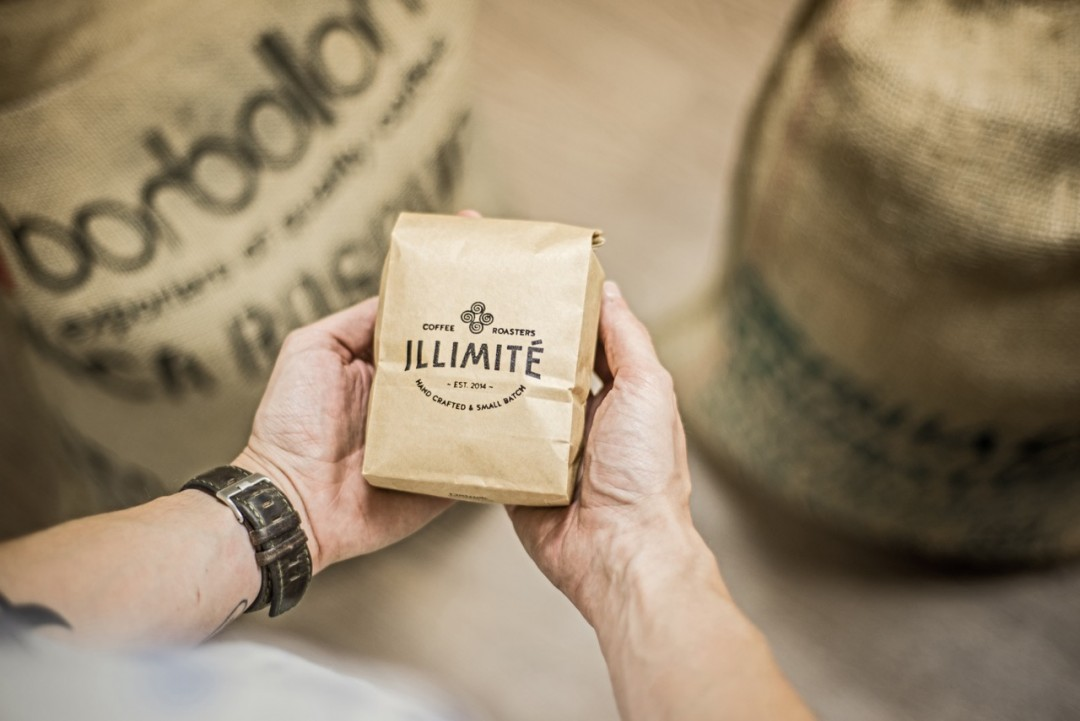 Illimité Coffee Roasters z Banskej Bystrice