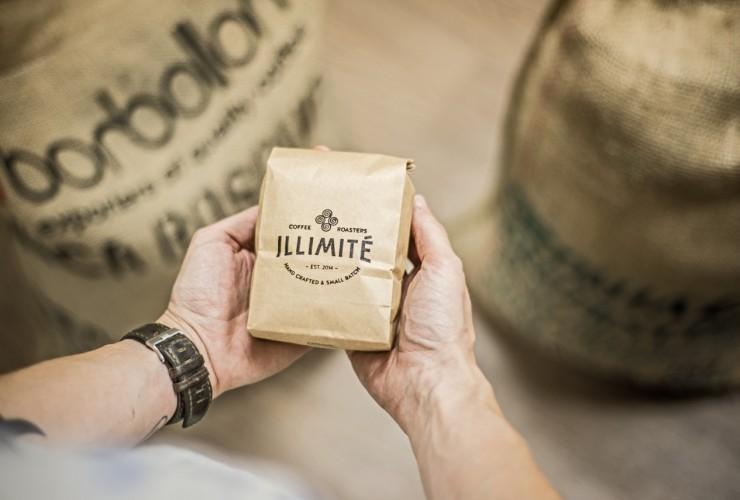 Illimité Coffee Roasters z Banskej Bystrice