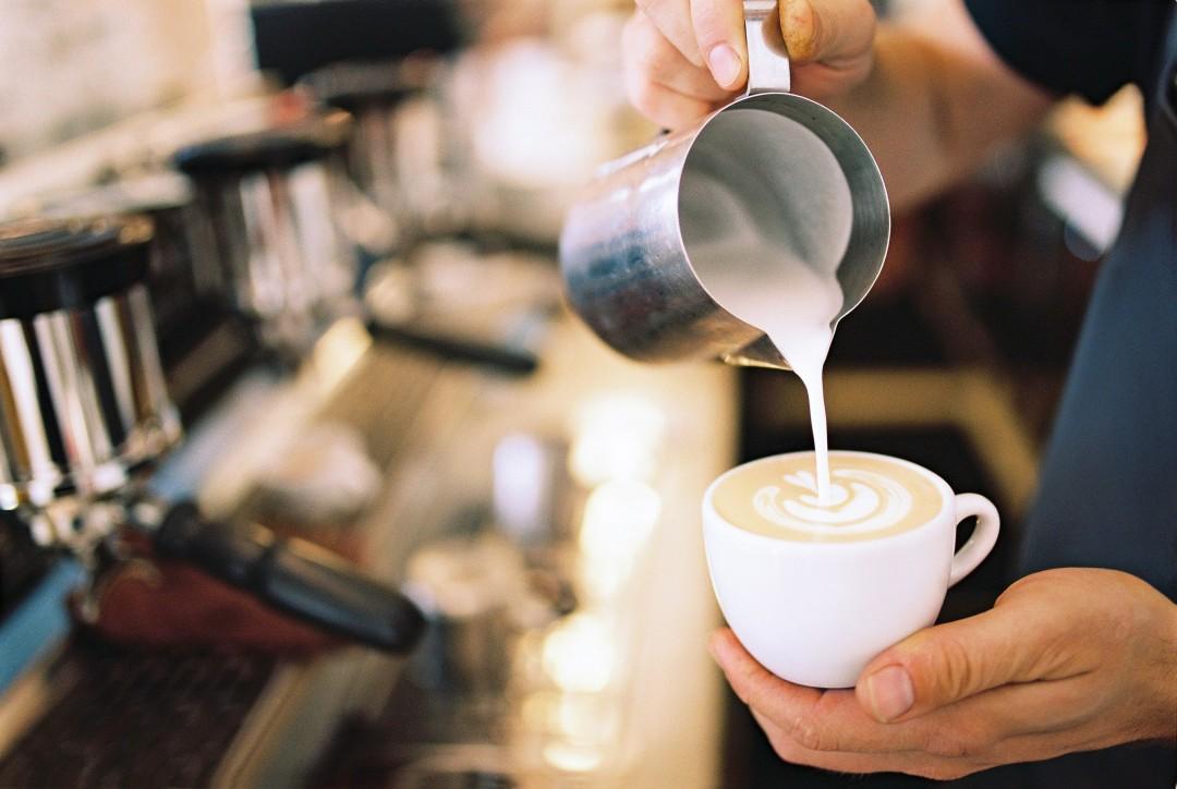 Slovnik baristu: Latte art